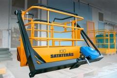 Satateräs-Satateras-Henkilönostokorit, nostokorit - 2 | Working Platforms and Man Baskets