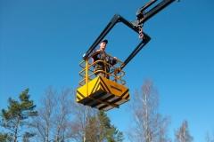 Satateräs-Satateras- Henkilönostokorit, nostokorit - 3 | Working Platforms and Man Baskets