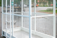 Satateräs-Satateras-Henkilönostokorit, nostokorit - 8 | Working Platforms and Man Baskets