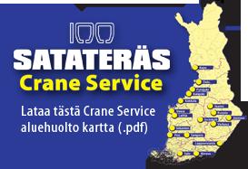 Lataa tästä Crane Service aluehuollon kartta