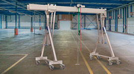 Gantry Hoists