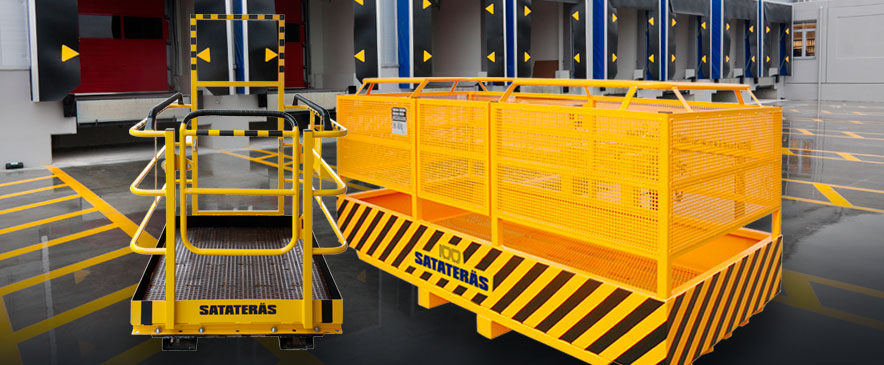Man Baskets – Lifting Platforms